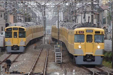 新宿 混雑 西武 線 西武新宿線の朝ラッシュの混雑、上り・下りの乗車率はいくつに!?
