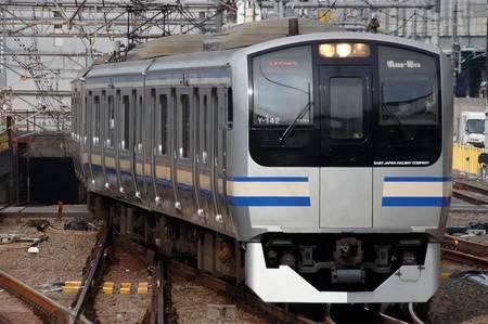 横須賀線・総武線快速