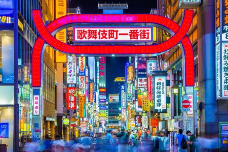 歌舞伎町、全盛期の様子は